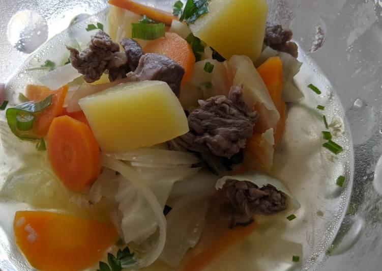 Resep Sop Daging Sapi Yang Populer Bikin Ngiler