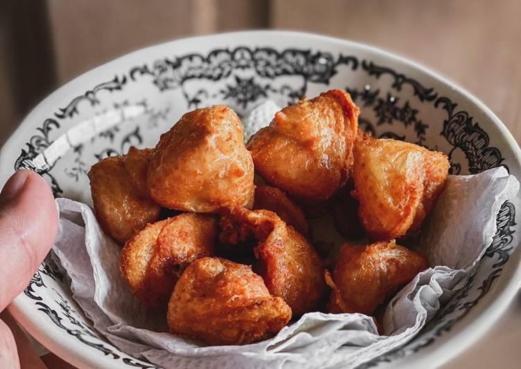 Tongkeng Ayam Goreng Crispy