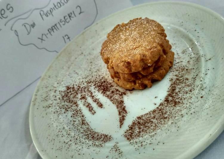 Resep Ginger Cookies, Bikin Ngiler