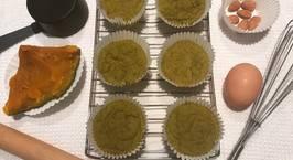 Hình ảnh món Kabocha Squash Almond Muffin