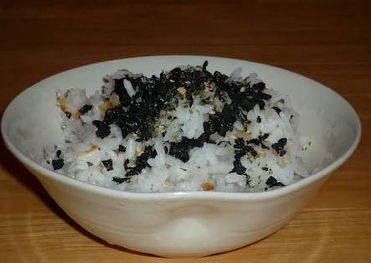 Furikake rawon