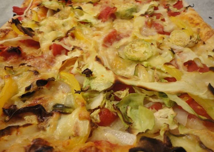 How to Elevate Your Mood with Food The week night PIZZA
