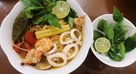 Hình ảnh món Mì tôm lẩu Thái chua cay siêu đơn giản
