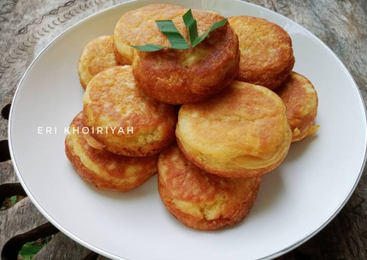 Kue Kamir (Khamir) - cookandrecipe.com