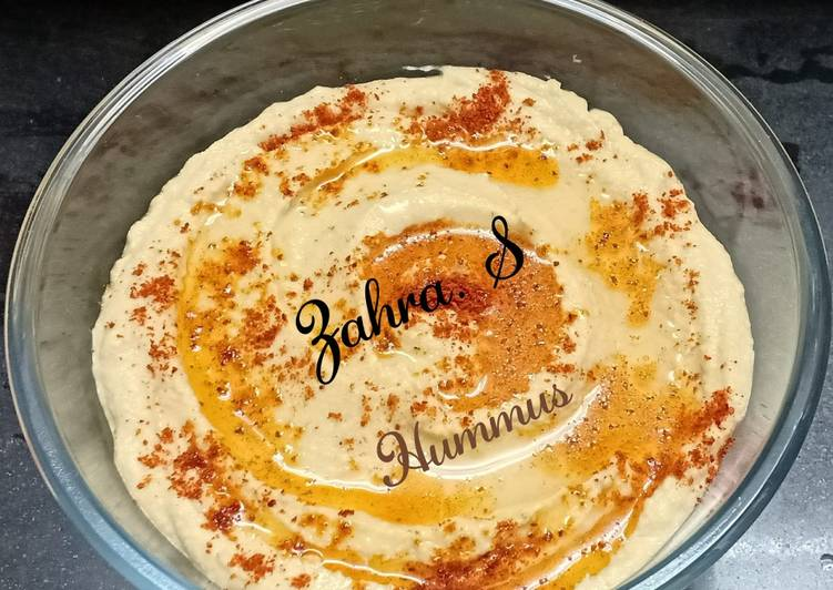 Simple Way to Make Super Quick Homemade Hummus