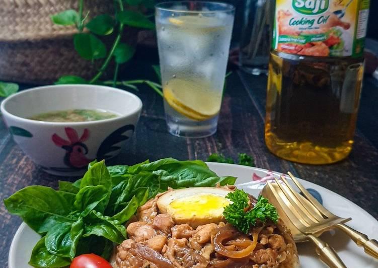 Nasi Kukus Ayam Cendawan - velavinkabakery.com