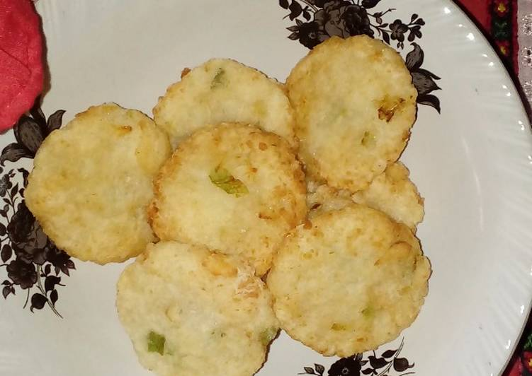 Rice Tapioca Snacks (Cireng Nasi)