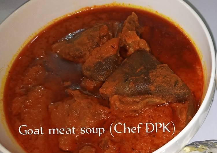 Easiest Way to Make Favorite Naija Goat meat stew