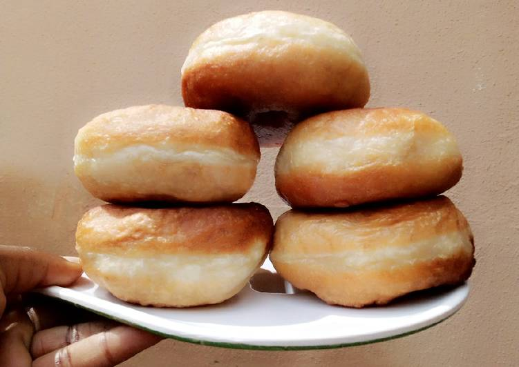 Recipe of Perfect Ring dough nut