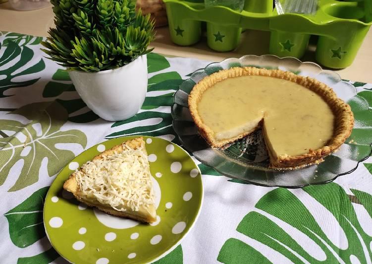Pie Susu Durian Teflon