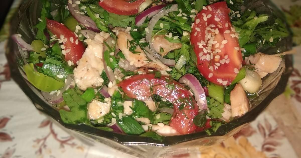 если амурский салат рецепт с фото особенностью животного