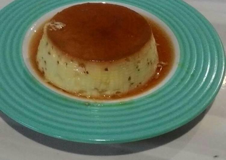 Custard Karamel (Puding Karamel)