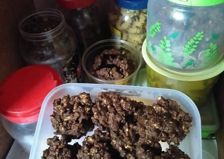 Cara Gampang Membuat Kue kacang karang Anti Gagal