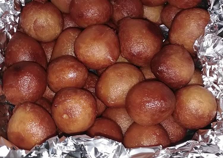 Recipe: Yummy Puff-puff