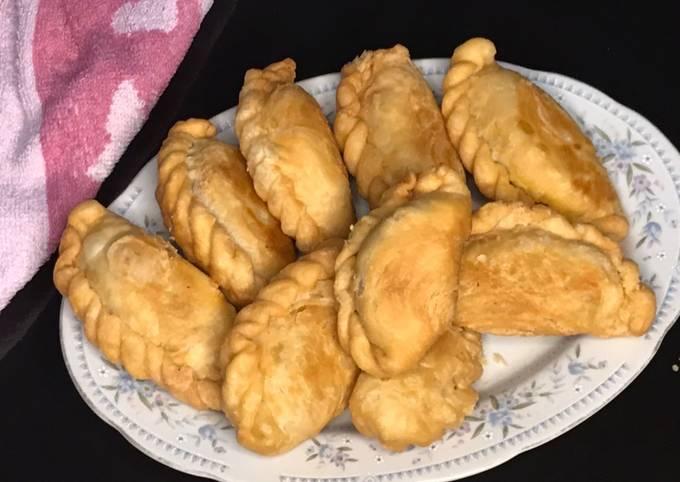 Curry puff / pastel kari