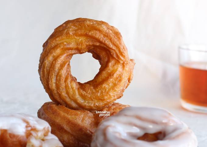 French Cruller Donuts