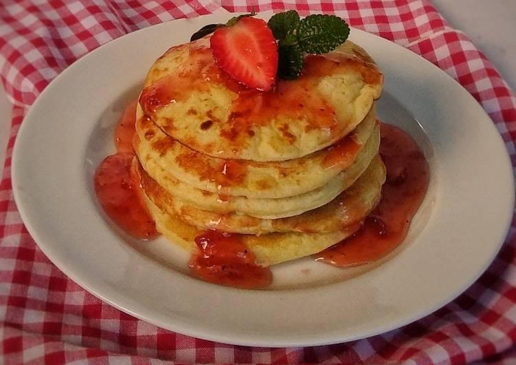 Resep Pancake Paling Joss