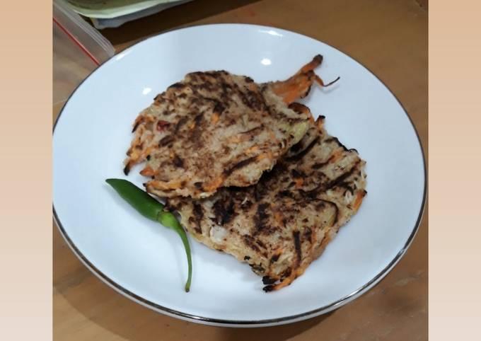 Bakwan oat (diet)