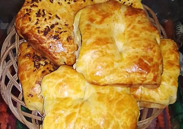 Roti Manis Isi Meises Cokelat Ulen Tidak Perlu Elastis