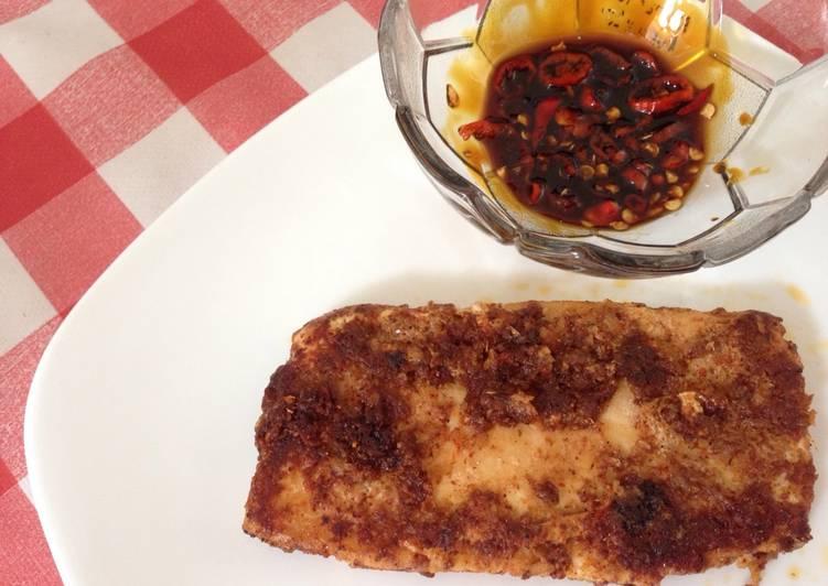 Steak Ikan Marlin