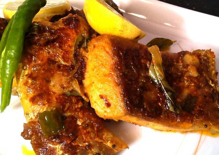Sunday Fresh Grilled Fish Fillet for a leisure dinner ;) :)
