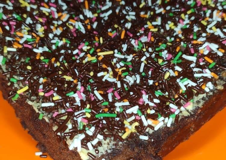 Resep Brownis chocolatos yang Bisa Manjain Lidah
