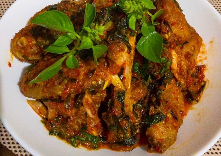 Resep Ayam Rica Rica Yang Umum Pasti Nagih