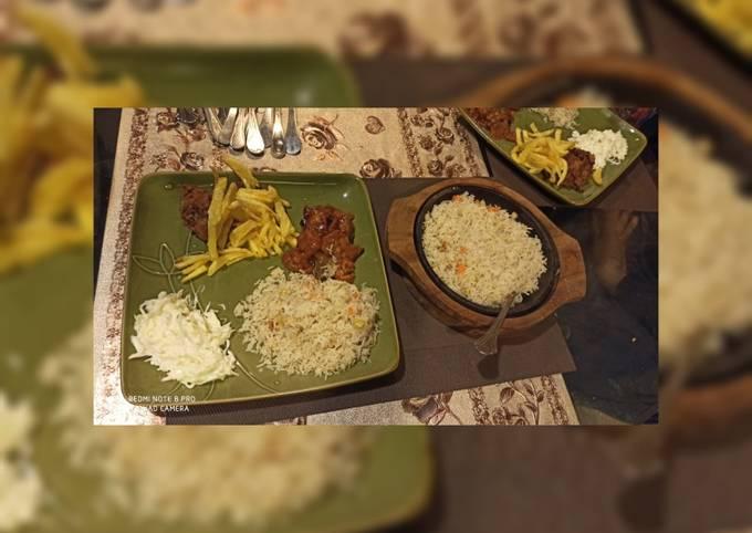 Continental Dinner
