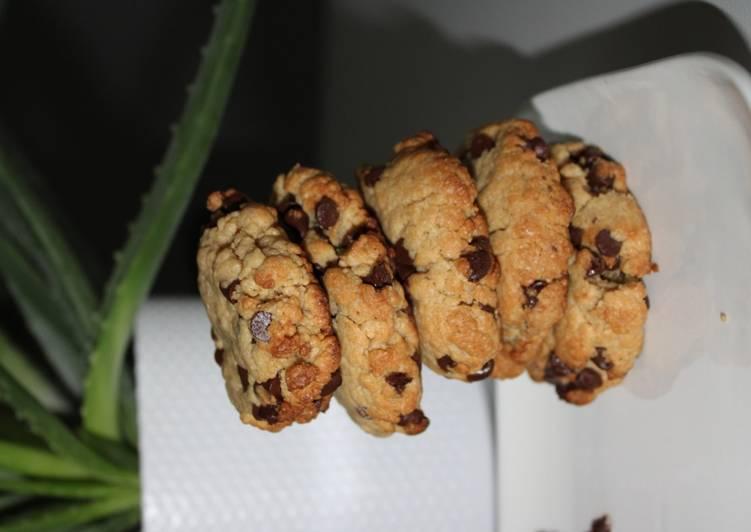 Le moyen le plus simple de Cuire Délicieux Cookies beurre de cacahuètes