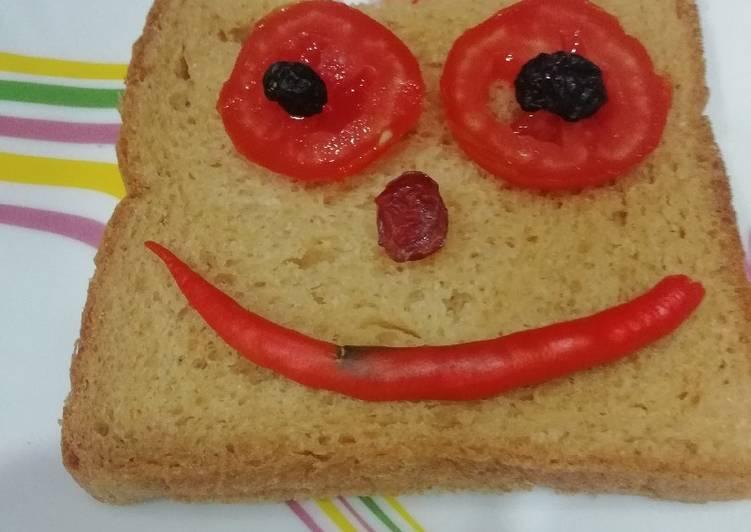Smiley Sandwich