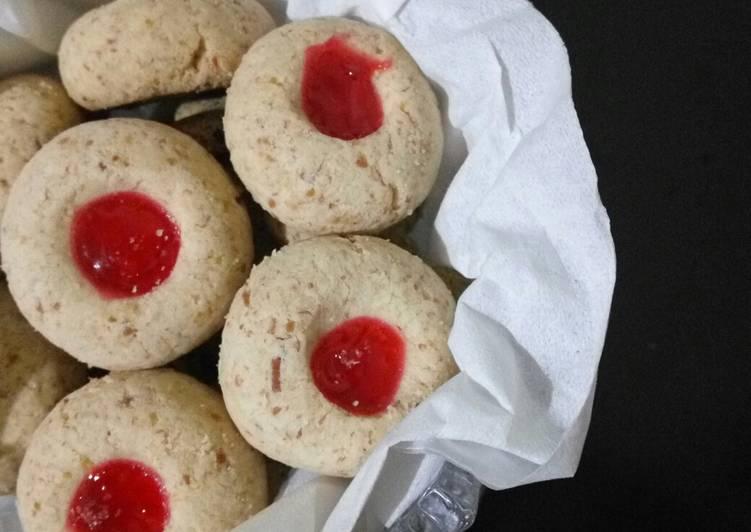 Tapioca Cheese Cookies #RabuBaru