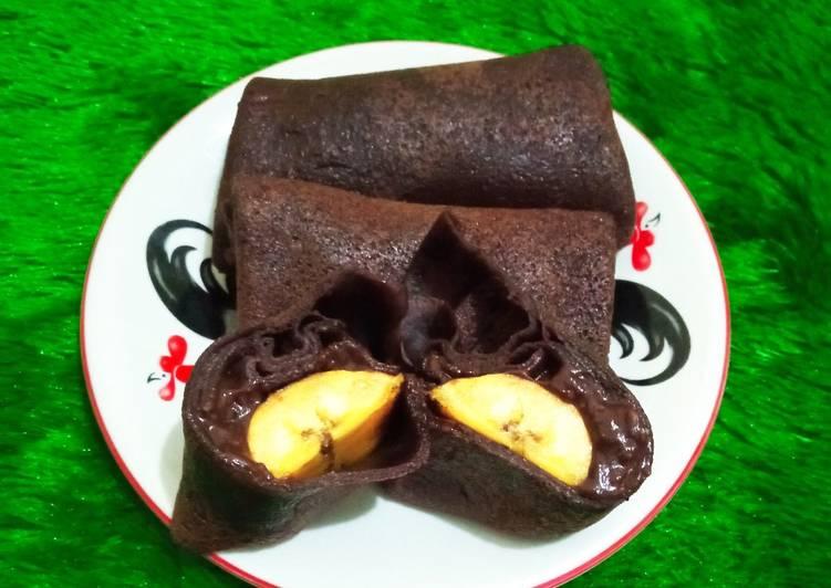 18 Bahan Bikin Dadar Gulung Pisang Coklat Yang Enak Cookandrecipe Com