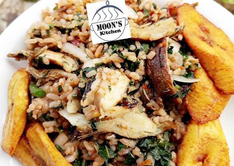 How to Prepare Any-night-of-the-week Local jollof rice
