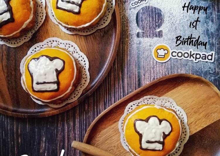 Resepi:  Donut Cookpad  Sempena PKP