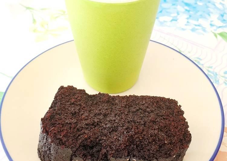 Tarta de chocolate vegana riquísima