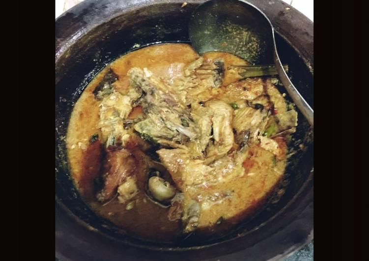 Tumis Ikan Tongkol (Sisek) Aceh