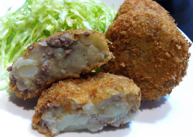 Selecting The Best Foods Can Help You Stay Fit As Well As Healthy 'Korokke'