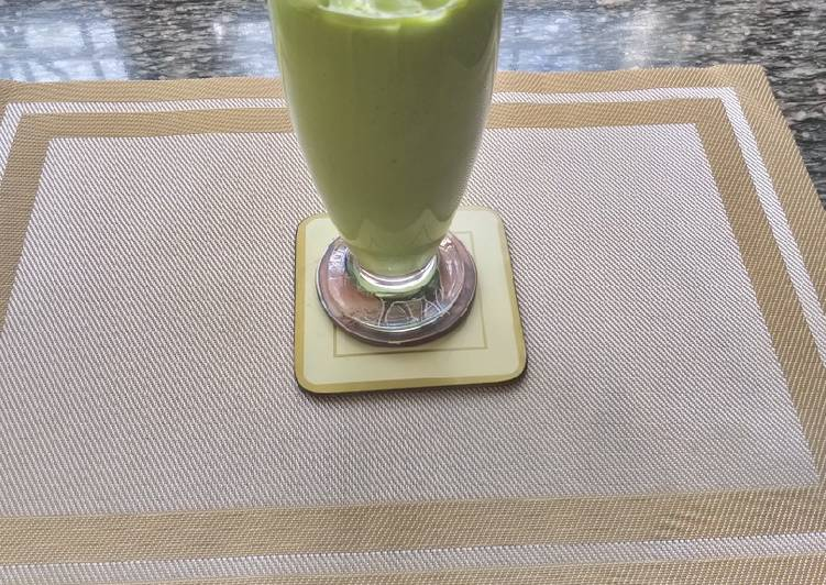Avocado Custard/Smoothie #Weekly Jikoni Contest