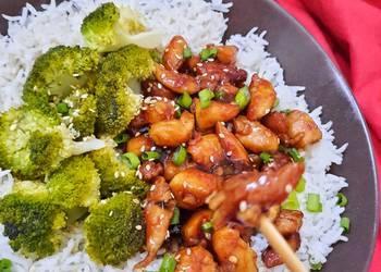 Easiest Way to Recipe Perfect Teriyaki Chicken