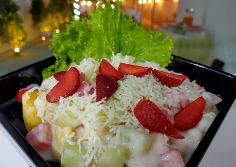 09. Salad Buah ala Chef Muhammad