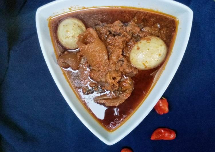 Recipe of Ultimate Designer stew