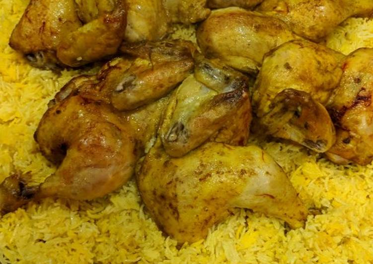 Recipe of Homemade Saudi Mandi