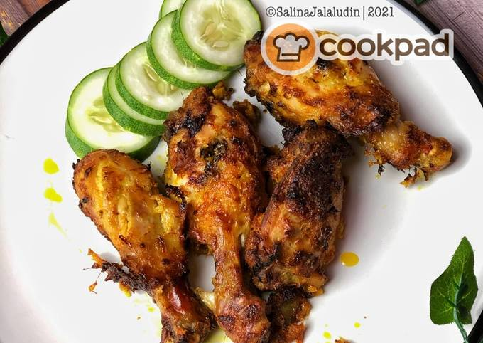 Ayam Percik Air Fryer