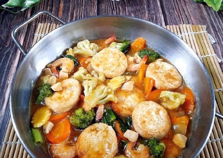 19 Bahan Membuat Sapo Tahu Oriental Yang Enak Cookandrecipe Com