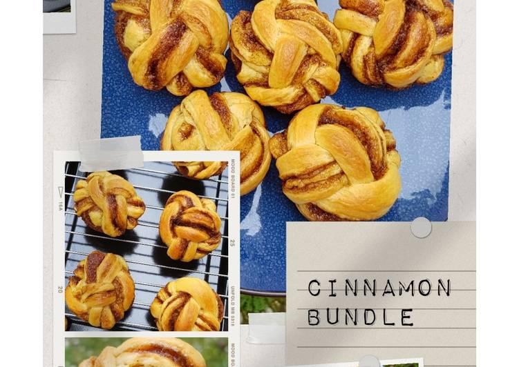 54.Cinnamon Bundle 🥧😘💕