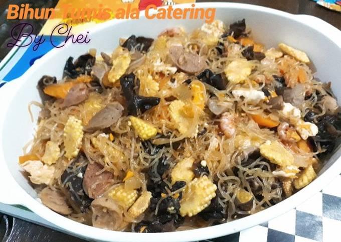 Bihun Tumis ala Catering