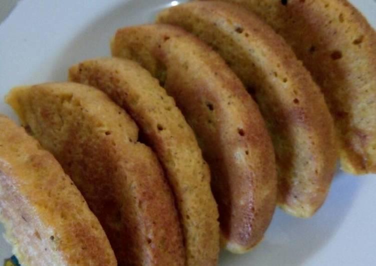 Buroncong Maniz (kue pancong)