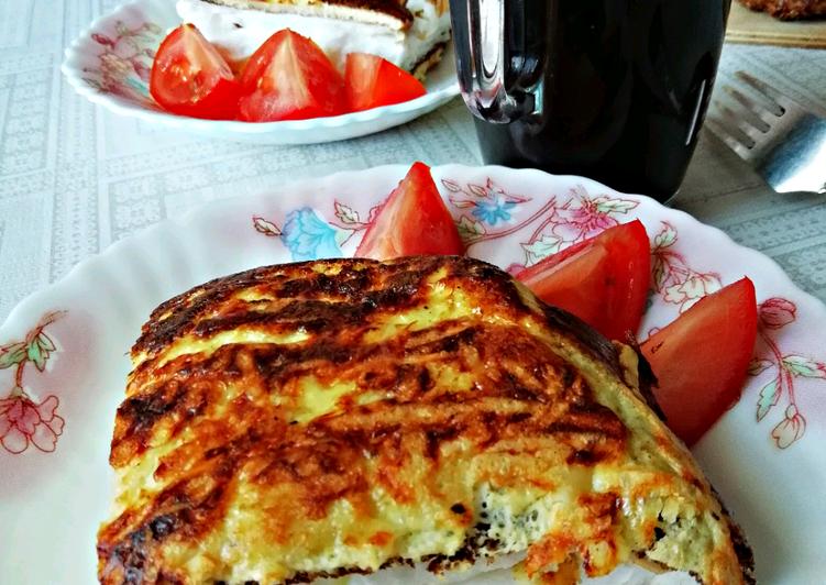 передача омлет по кузбасски рецепт с фото образования