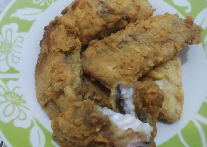 Resep Ikan Patin Krispy yang Enak Banget