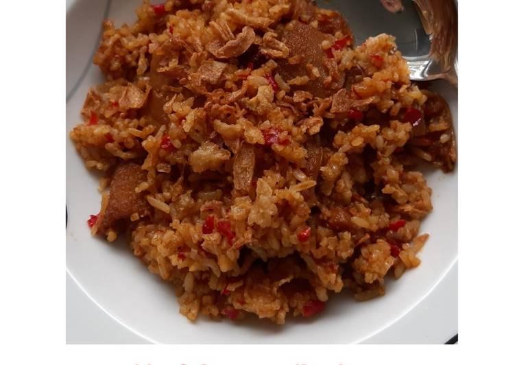 Resep Nasi Goreng Padang yang Enak Banget